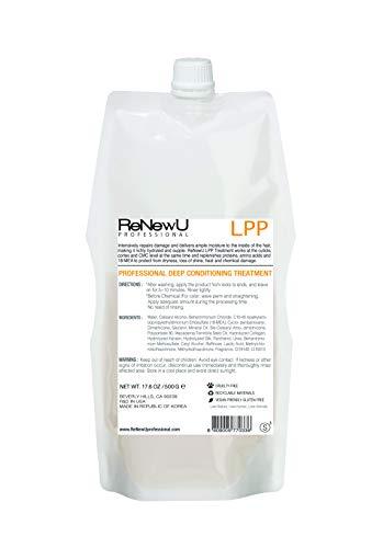 ReNewU Professional Hair Deep Conditioning LPP Treatment