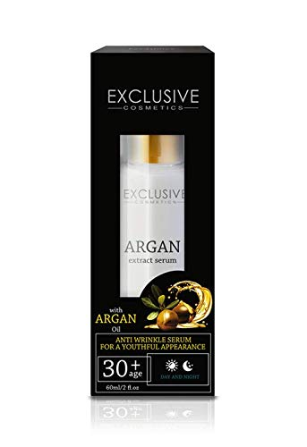 Anti Wrinkle Serum With Argan Oil