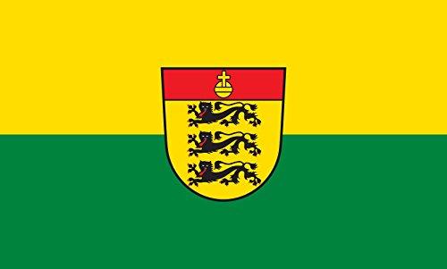 Unbekannt magFlags Tisch-Fahne/Tisch-Flagge: Waldburg 15x25cm inkl. Tisch-Ständer