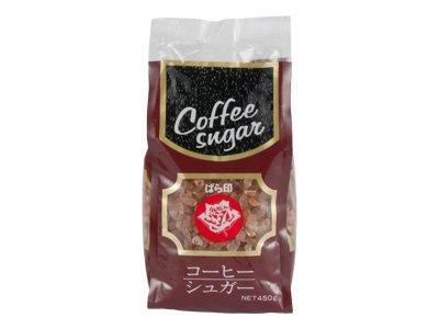 ばら印 コーヒーシュガー(コーヒー専用氷砂糖) 450g