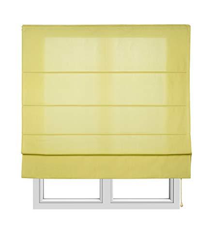 Estores Basic, Stor plegable con varillas, Lima, 90x175cm, estores para ventana, estores plegables.