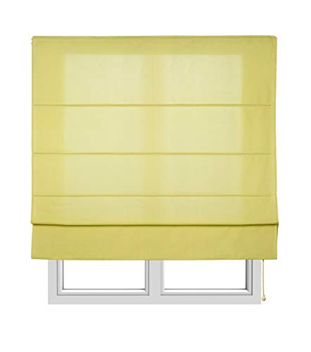 Estores Basic, Stor plegable con varillas, Lima, 120x175cm, estores para ventana, estores plegables.