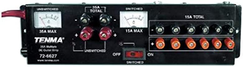 Tenma 72-6627 Multiple Outlet DC Power Strip