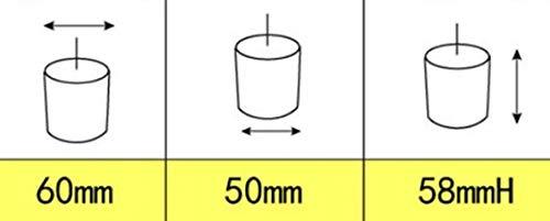 para atornillar para sof/á Design61 Juego de 4 patas para muebles 35 mm patas y muebles