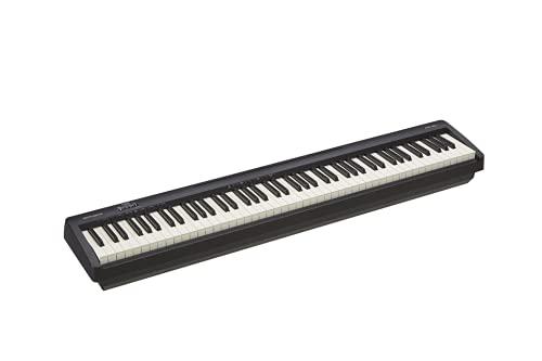 Roland FP-10 Piano Digitale, Piano Digitale a 88 tasti, Portatile, Ideale per la casa e l'esercizio, Nero