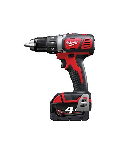 Milwaukee 4933443530 Taladro Atornillador Litio 2 Vel. 45 Nm Ver-0
