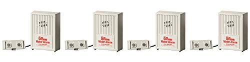 Glentronics, Inc. BWD-HWA Basement Watchdog Water Sensor and Alarm (4 Pack)