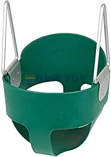 Rainbowtoy Baby Swing Seat - Baby Toddler For Kids Activities rbw13126gt. Seat Complete Set - Green.