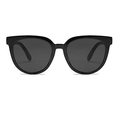 GAOXIAOMEI Gafas de Sol Hombre Polarizadas Clásico Retro Gafas de Sol para Hombre,B