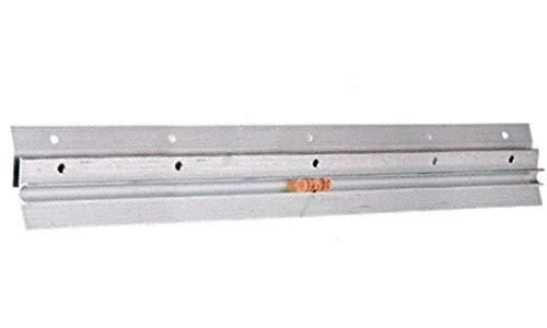 Hangman Colgador resistente de aluminio para espejo y cuadros, 10 pulgadas, Aluminio