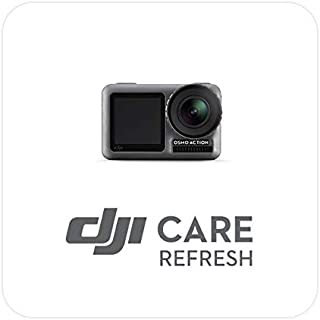 DJI Osmo Action - Care Refresh, Warranty for Osmo Action, Up to Two Replacement Within 12 Months, Fast Support, Crash and ...