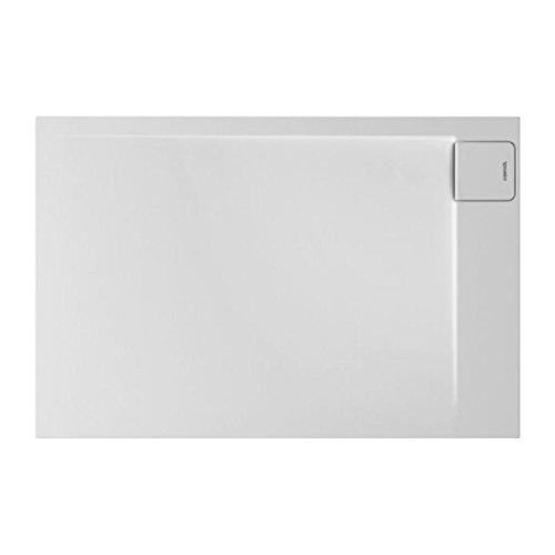 Duravit Duschwanne P3 Comforts 1200x800x47mm Rechteck, Ecke rechts, weiß, 720158000000000
