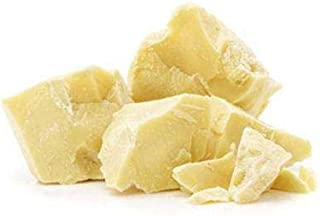 Raw and Pure Organic Cocoa Butter For Face, Skin, Body (100 gm)
