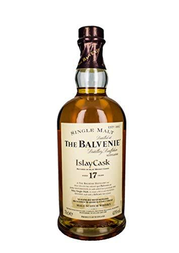 Balvenie Islay Cask 17 Jahre Single Malt Scotch Whisky 43% 0,7l Flasche