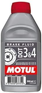 Huile hydraulique de freins HIDRAULICOS DOT 4 BRAKE FLUID 0,5L 500ml