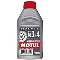 Líquido de freno MOTUL DOT-4 de 500ml.