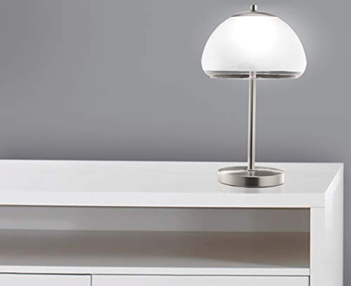 TRANGO LED Schreibtischlampe TG2017-93 I Tischleuchte I Nachttischlampe I Lampe