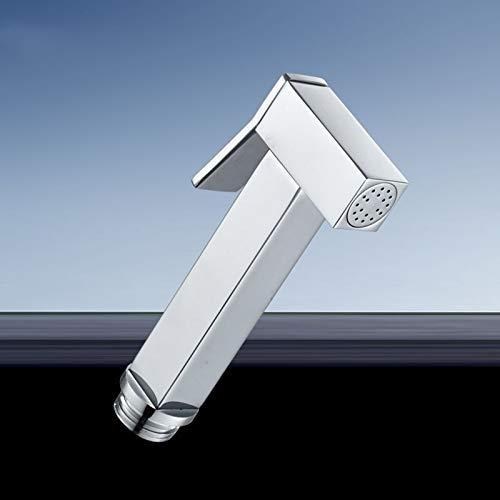 KEKEYANG Alcachofa Multifunción de mano de latón aerosol del bidé de Shattaf de la ducha cabezal de pulverización de la boquilla accesorios de baño dos opciones duchas de mano