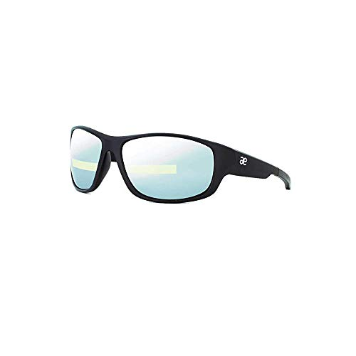 AtEase Therapeutic Glasses for Anxiety, Stress, Insomnia & PTSD - Standard Fit (Black)