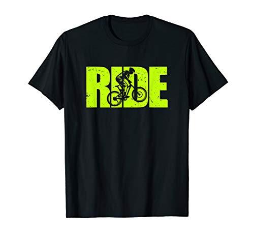 Ride Mountain Bike MTB | Downhill Biking T-Shirt