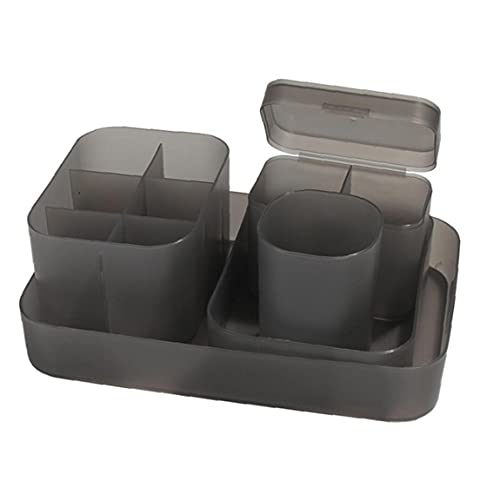5PCS Storage Holder Makeup Organiser Holder Cosmetic Storage Box Adjustable Pen Diamond Organizer for Cupboard Kitchen Makeup