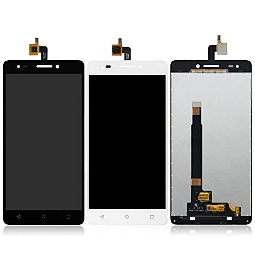 Accesorios Kits de pantalla LCD táctil digitalizador de teléfono móvil con marco para BQ M5.5 LCD reemplazo pantalla LCD (color negro con marco) reemplazo (color: blanco con marco)