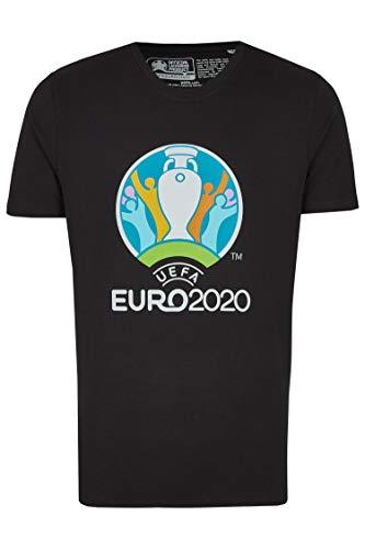 UEFA EURO 2020TM T-shirt Competition zwart