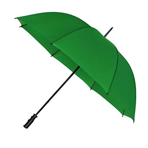 Impliva - Paraguas de Golf (125 cm), Color Verde