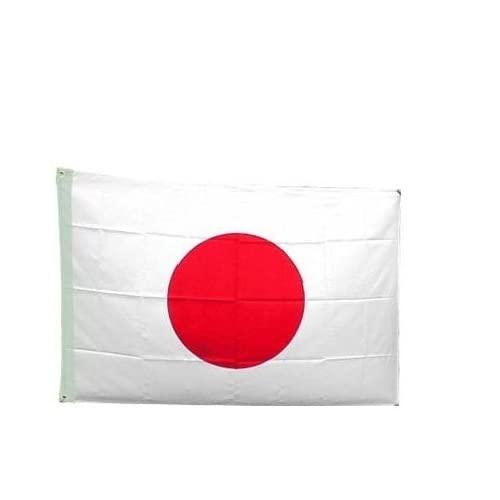 Japan japanese National Large 5 x 3FT Fans Supporter Flag With Eyelets Polyester