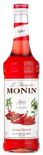 Monin Sciroppo Cannella E Peperoncino Sciroppo - 700 Ml