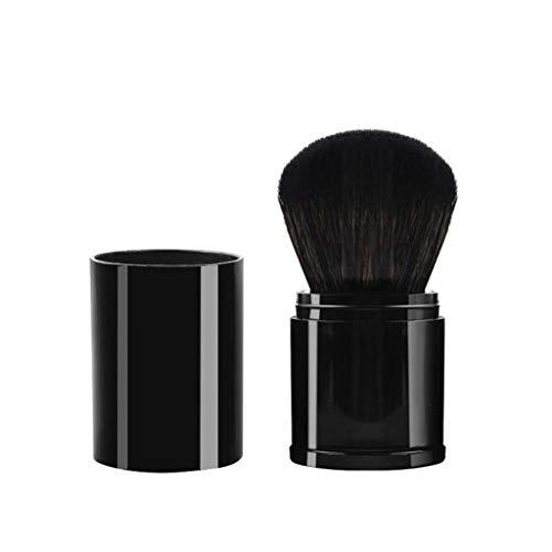 Hunpta@ Pinceau Maquillage,Outils de Maquillage de beauté de Peinture de Poudre de Miel de Brosse télescopique portative Simple de Fard à Joues