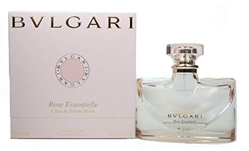 Bvlgari, BULGARI, Rose Essentielle, Eau de Toilette con vaporizzatore, 100 ml