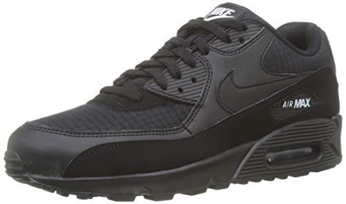 Nike Herren Air Max '90 Essential Gymnastikschuhe, Schwarz (Black/White 019), 42 1/2 EU