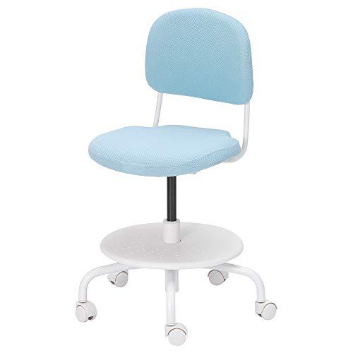 IKEA Vimund Child'S Desk Chair, Light Turquoise