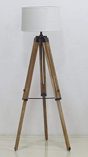 Classical Design Tripod Floor Lamp for Living Room by NauticalMart