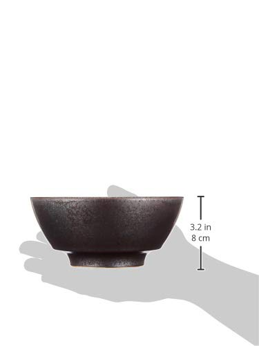 有田焼究極のラーメン鉢陶悦窯結晶金巻R0025