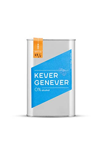 Kever 0% Alkohol, alkoholfrei Dutch Gin, 0.5 l