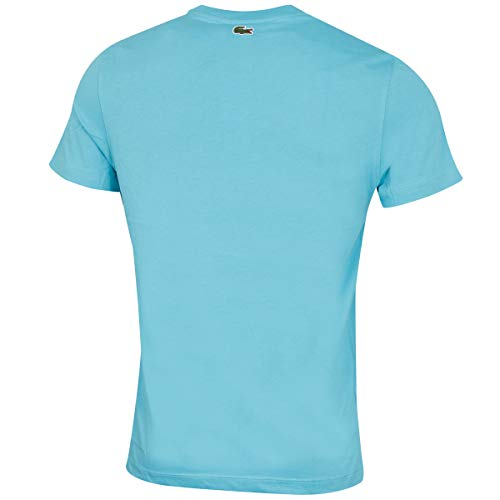 Lacoste Mens TH5097 T-Shirt - Cicer - Size 6 - XL