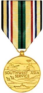 Medals of America Southwest Asia Service Medal Anodized