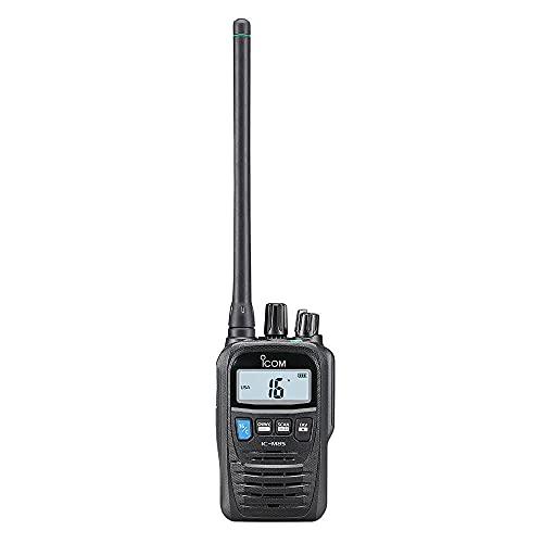 ICOM M85 VHF-HH 5 Watt Compact with Land Mobile