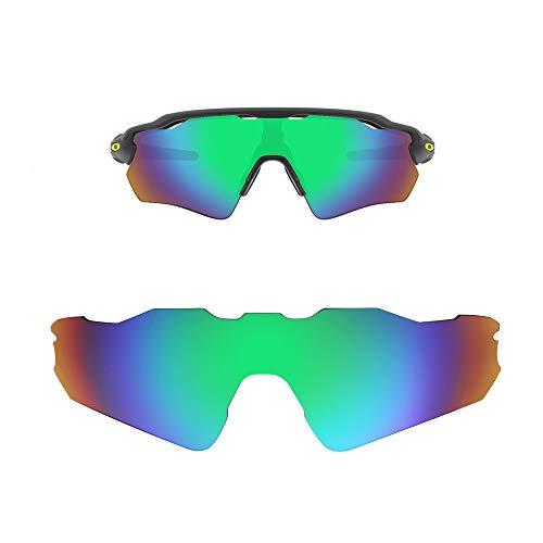 Oak&ban lentes polarizadas de repuesto para gafas de sol Oakley Radar EV Path