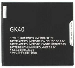 Theoutlettablet® Batería Compatible con Motorola Cedric Moto E3, Moto E4, Moto G4 Play, Moto G5, XT1601, XT1603, XT1675 GK40