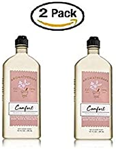 Bath and Body Works Aromatherapy Comfort Shower Gel 2 Pack ( Vanilla and Patchouli )