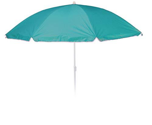 made2trade parasol UPF 30+ bescherming - 185 cm hoog met een diameter van ca. 155 cm - opvouwbaar met 4 haken en comfortabele draagtas