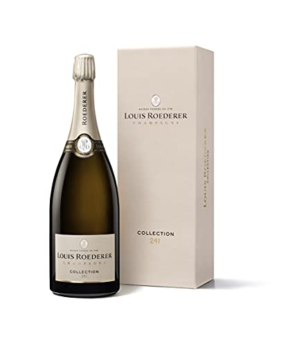 Louis Roederer Champagner Collection 241 Magnum in Deluxe-Geschenkpackung - Nachfolge Brut Premier Champagner (1 x 1.5 l)