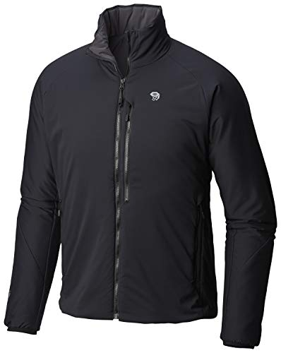 Mountain Hardwear Men's KOR Strata Jacket - Black - Large