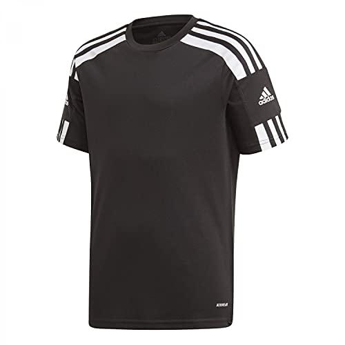 adidas GN5739 Squad 21 JSY Y T-Shirt Boys Black/White 7-8Y