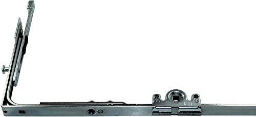 SI Siegenia Fenstergetriebe Getriebe 23 mit Eckumlenkung Gr.50 / G=190 konstanter Griffsitz 190mm, FFH 431-600