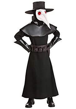Plague Doctor Costume Kid s Small