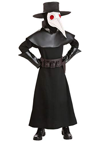 Plague Doctor Costume Kid's X-Large